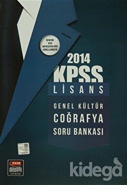 Fem 2014 KPSS Lisans Coğrafya Soru Bankası