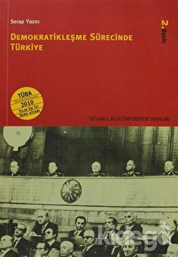 Demokratikleşme Sürecinde Türkiye, Serap Yazıcı