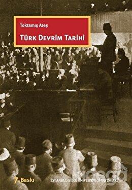 Türk Devrim Tarihi, Toktamış Ateş