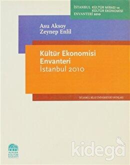 Kültür Ekonomisi Envanteri İstanbul 2010, Asu Aksoy