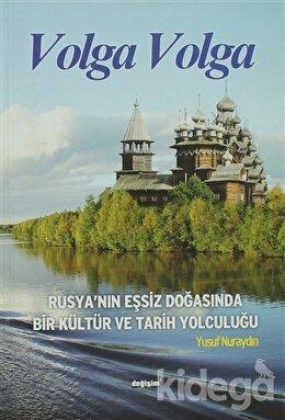 Volga Volga, Yusuf Nuraydın