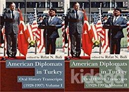 American Diplomats in Turkey 1-2 (2 Kitap Takım)