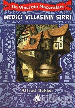 Da Vinci'nin Maceraları 2: Medici Villasının Sırrı