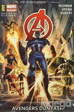 Avengers 1 - Avengers Dünyası