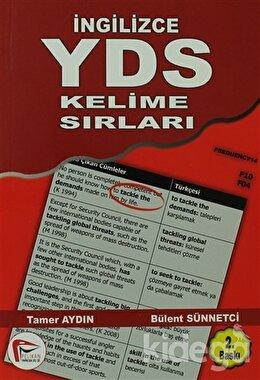 İngilizce YDS Kelime Sırları