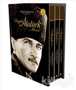 Büyük Atatürk Albümü (3 Cilt Takım), Henri Benazus
