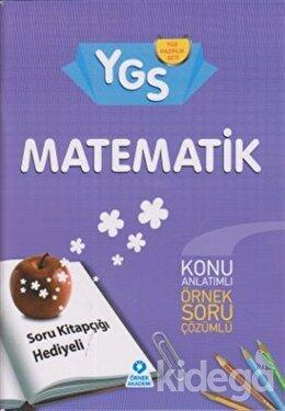 YGS Matematik (Soru Kitapçığı Hediyeli)