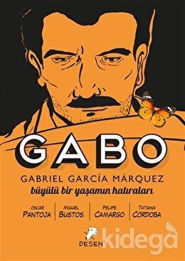 Gabo - Büyülü Bir Yaşamın Hatıraları, Oscar Pantoja