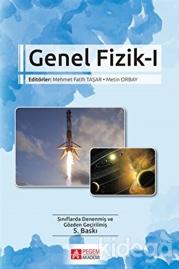 Genel Fizik 1
