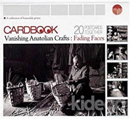 Cardbook Vanishing Anatolian Crafts: Fading Faces