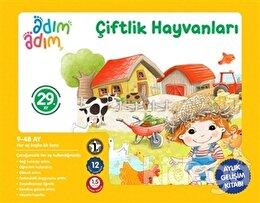 Çiftlik Hayvanları - 29. Ay Gelişim Kitabı
