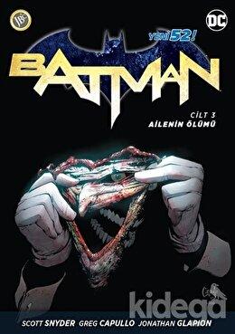 Batman 3: Ailenin Ölümü