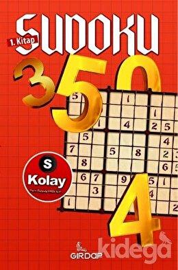 Sudoku 1. Kitap - Kolay (Yeni Başlayanlar İçin)