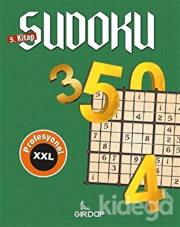 Sudoku 5. Kitap - Profesyonel