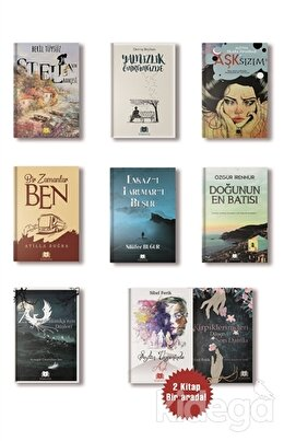 Edebiyat Seti (9 Kitap Takım)