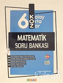 2020 6.Sınıf Koz Matematik Soru Bankası