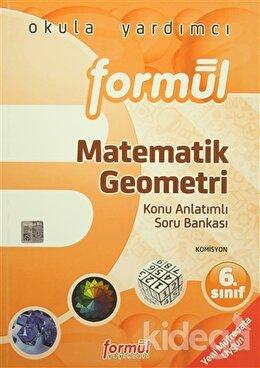 6. Sınıf Matematik Geometri Konu Anlatımlı Soru Bankası