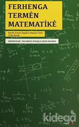 Ferhenga Termen Matematike