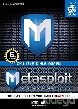 Metasploit ve Penetrasyon Testleri