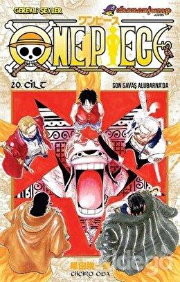 One Piece 20. Cilt