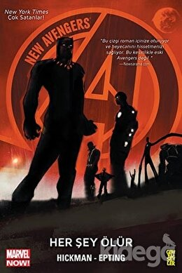 New Avengers Marvel Now! 1 : Herşey Ölür