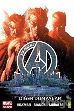 New Avengers Marvel Now! 3. Cilt: Diğer Dünyalar