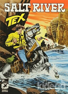 Tex 12 : Salt River / Rehin Alınmış Bir Kadın