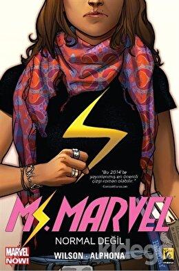 MS Marvel - Cilt 1