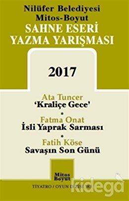 Sahne Eseri Yazma Yarışması 2017, Ata Tuncer