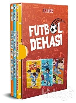 Futbol Dehası 3'lü Set (Ciltli)