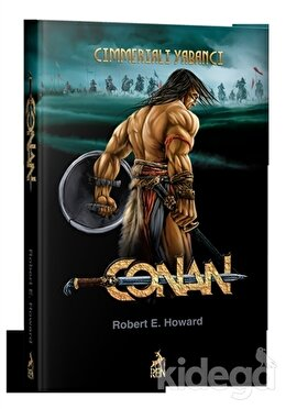Conan: Cimmeriali Yabancı (1. Kitap)