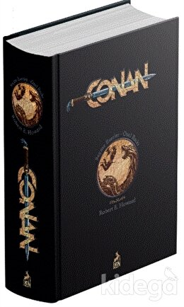 Conan Seçme Eserler Tek Cilt