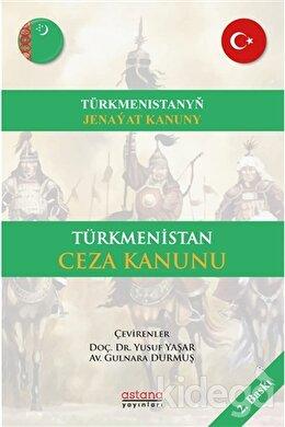Türkmenistan Ceza Kanunu