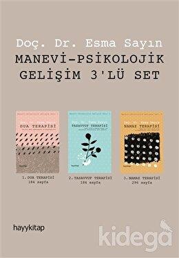 Manevi-Psikolojik Gelişim 3'lü Set
