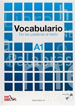 Vocabulario - De Las Palabras Al Texto A1 +CD