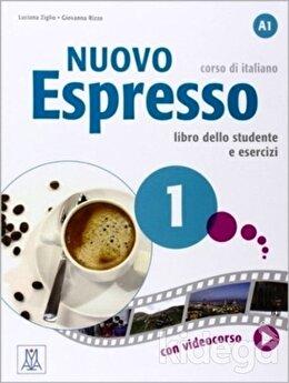 Nuovo Espresso 1 - A1 Temel Seviye İtalyanca