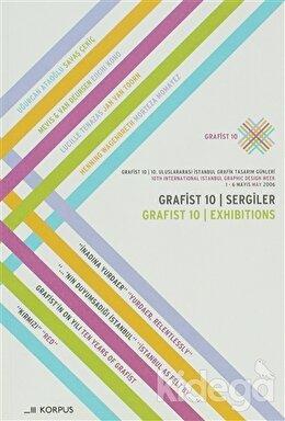 Grafist 10 - Sergiler