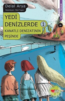 Yedi Denizlerde 1 - Kanatlı Denizatının Peşinde