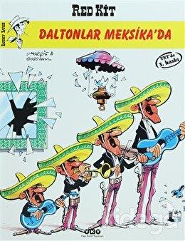 Red Kit Daltonlar Meksika'da
