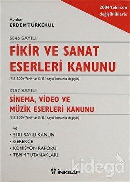 Fikir ve Sanat Eserleri Kanunu, Erdem Türkekul
