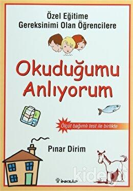 Öğretim Öncesi ve Sonrası Ölçüt Bağımlı Test - Okuduğumu Anlıyorum, Pınar Dirim