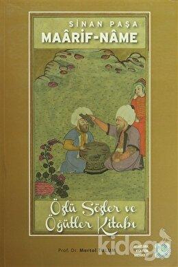 Sinan Paşa Maarif-Name