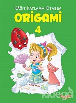Origami 4 - Kağıt Katlama Kitabım