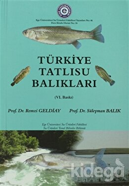 Türkiye Tatlısu Balıkları