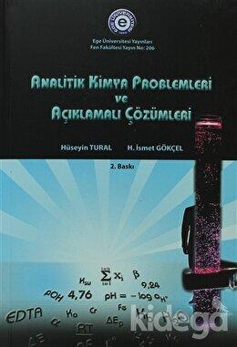 Analitik Kimya Problemleri ve Açıklamalı Çözümleri