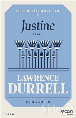 Justine İskenderiye Dörtlüsü 1