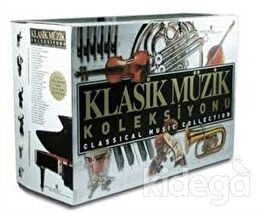 Klasik Müzik Koleksiyonu (6 Kitap + 30 CD)