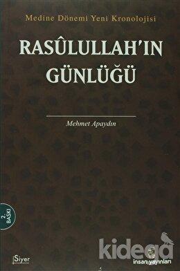 Rasulullah'ın Günlüğü, Mehmet Apaydın