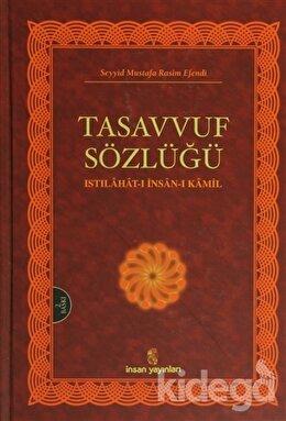 Tasavvuf Sözlüğü, Seyyid Mustafa Rasim Efendi