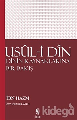 Usul-i Din, İbn Hazm
